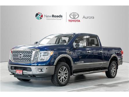 2016 Nissan Titan XD Platinum Reserve Diesel (Stk: 6793) in Aurora - Image 1 of 21