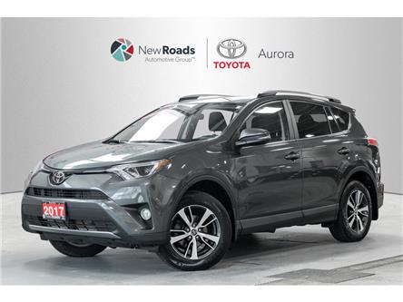2017 Toyota RAV4 XLE (Stk: 323201) in Aurora - Image 1 of 18