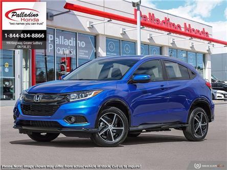 2021 Honda HR-V Sport (Stk: 22995) in Greater Sudbury - Image 1 of 23