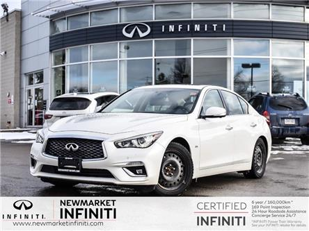 2018 Infiniti Q50 3.0t LUXE (Stk: UI1435) in Newmarket - Image 1 of 23