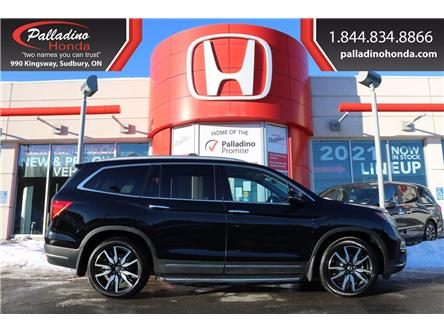 2019 Honda Pilot Touring (Stk: U9861) in Greater Sudbury - Image 1 of 41