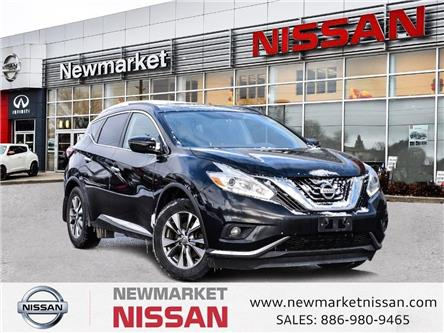 2016 Nissan Murano SV (Stk: 207070A) in Newmarket - Image 1 of 21