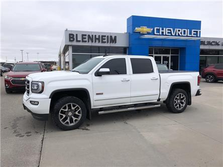 2016 GMC Sierra 1500 SLT (Stk: L277A) in Blenheim - Image 1 of 18