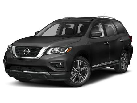 2020 Nissan Pathfinder Platinum (Stk: N20716) in Hamilton - Image 1 of 9