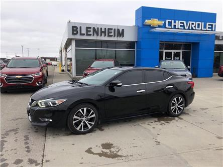 2017 Nissan Maxima Platinum (Stk: 0B123A) in Blenheim - Image 1 of 14
