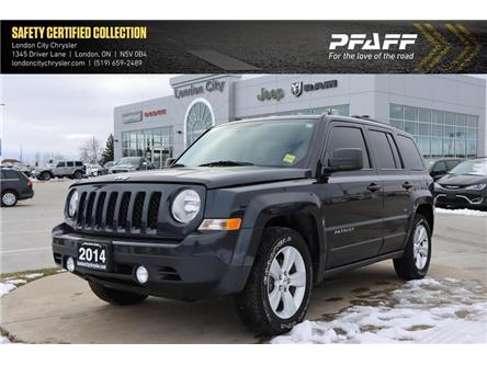 2014 Jeep Patriot Sport/North (Stk: LC71029A) in London - Image 1 of 21