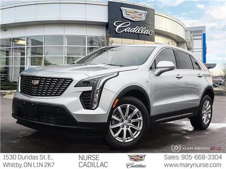 2021 Cadillac XT4 Luxury (Stk: 21K100) in Whitby - Image 1 of 25