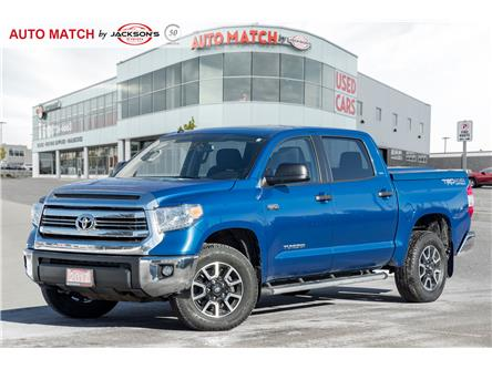 2017 Toyota Tundra SR5 Plus 5.7L V8 (Stk: U1229) in Barrie - Image 1 of 23