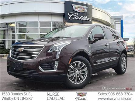 2018 Cadillac XT5 Luxury (Stk: 10X457) in Whitby - Image 1 of 26