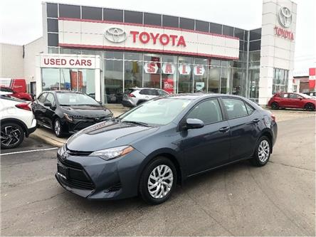 2017 Toyota Corolla LE (Stk: CO4203A) in Niagara Falls - Image 1 of 21