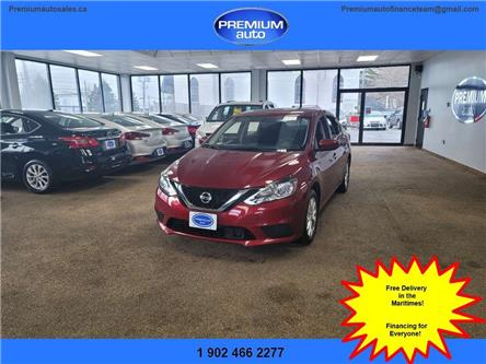 2018 Nissan Sentra 1.8 SV (Stk: 242882) in Dartmouth - Image 1 of 20