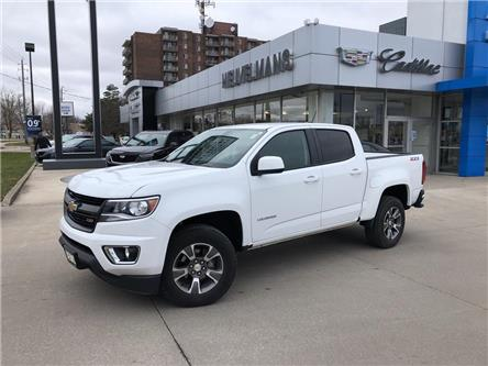 2020 Chevrolet Colorado Z71 (Stk: 21001A) in Chatham - Image 1 of 17