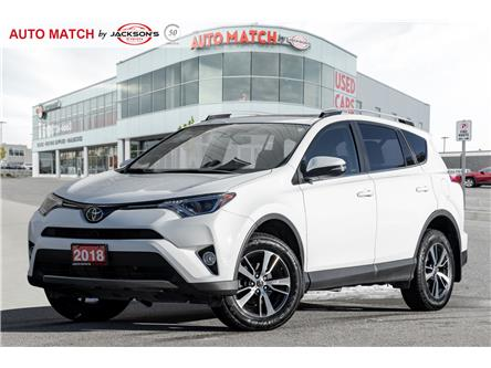 2018 Toyota RAV4 XLE (Stk: U4974A) in Barrie - Image 1 of 20