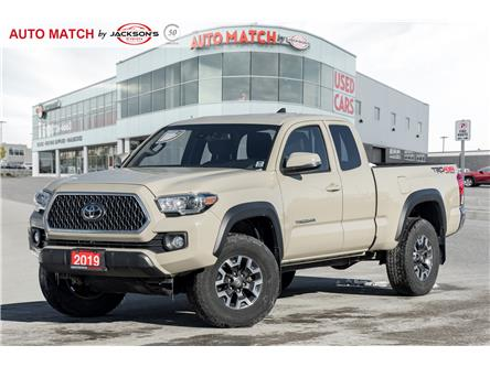 2019 Toyota Tacoma SR5 V6 (Stk: U6476) in Barrie - Image 1 of 21