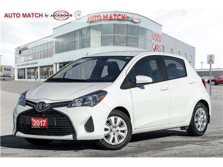 2017 Toyota Yaris LE (Stk: U2085A) in Barrie - Image 1 of 17