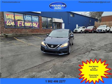 2018 Nissan Sentra 1.8 SV (Stk: 251255) in Dartmouth - Image 1 of 21