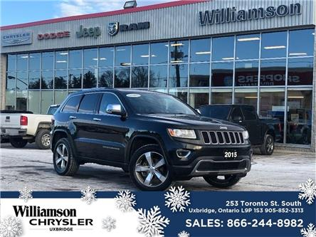 2015 Jeep Grand Cherokee Limited (Stk: W6490) in Uxbridge - Image 1 of 21