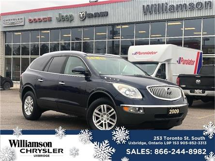 2009 Buick Enclave CX (Stk: W6512) in Uxbridge - Image 1 of 13