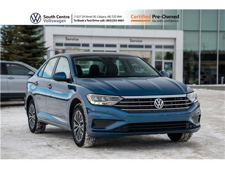 2019 Volkswagen Jetta 1.4 TSI Highline (Stk: U6673) in Calgary - Image 1 of 39