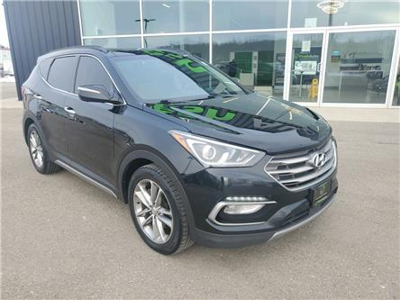 2017 Hyundai Santa Fe Sport 2.0T Ultimate (Stk: 5874 Tillsonburg) in Tillsonburg - Image 1 of 30