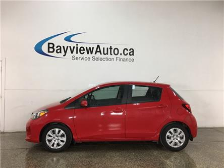 2017 Toyota Yaris LE (Stk: 37562J) in Belleville - Image 1 of 26