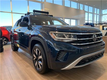 2020 Volkswagen Atlas Cross Sport 3.6 FSI Comfortline (Stk: 70121) in Saskatoon - Image 1 of 6