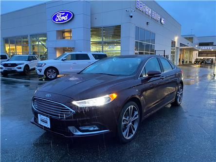 2017 Ford Fusion Titanium (Stk: RP18148) in Vancouver - Image 1 of 24