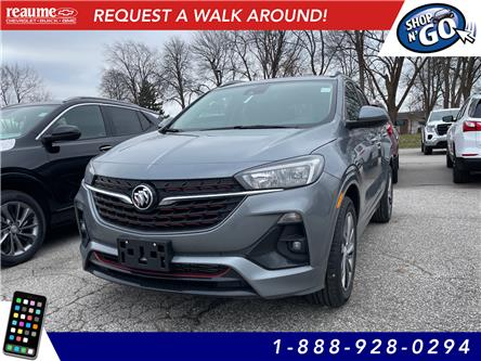 2021 Buick Encore GX Preferred (Stk: 21-0217) in LaSalle - Image 1 of 8