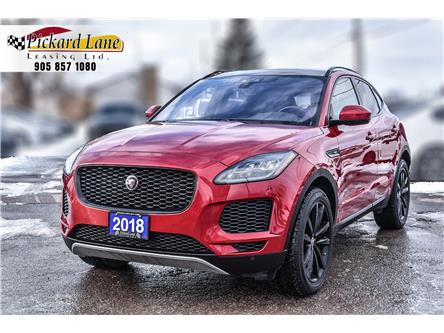 2018 Jaguar E-PACE SE (Stk: z16885) in Bolton - Image 1 of 22