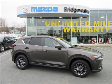 2017 Mazda CX-5 GS (Stk: ) in Hebbville - Image 1 of 17