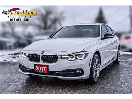 2017 BMW 328d xDrive (Stk: 825924) in Bolton - Image 1 of 22