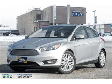 2018 Ford Focus Titanium (Stk: 296196) in Milton - Image 1 of 20