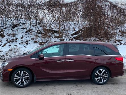 2018 Honda Odyssey Touring (Stk: K1084A) in London - Image 1 of 22