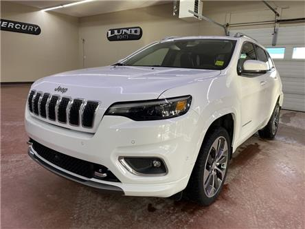 2019 Jeep Cherokee Overland (Stk: T21-25A) in Nipawin - Image 1 of 23
