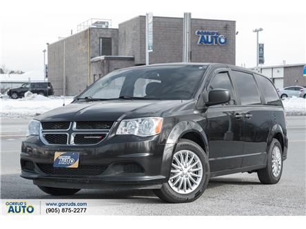 2018 Dodge Grand Caravan CVP/SXT (Stk: 167764) in Milton - Image 1 of 18
