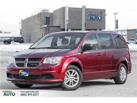 2017 Dodge Grand Caravan CVP/SXT (Stk: 646182) in Milton - Image 1 of 20