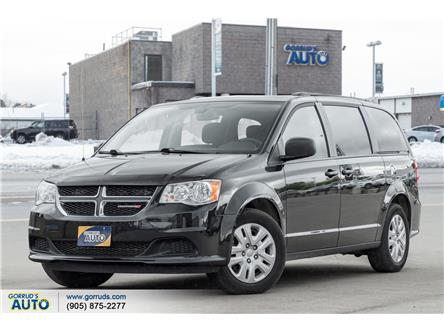 2018 Dodge Grand Caravan CVP/SXT (Stk: 303278A) in Milton - Image 1 of 19