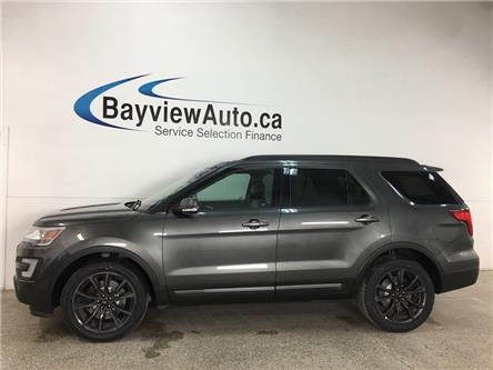 2017 Ford Explorer XLT (Stk: 37431W) in Belleville - Image 1 of 29