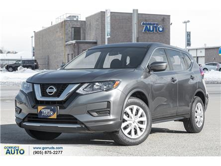 2017 Nissan Rogue S (Stk: 773049) in Milton - Image 1 of 19