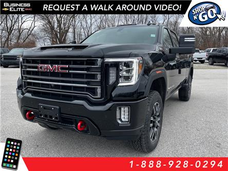 2021 GMC Sierra 3500HD AT4 (Stk: 21-0270) in LaSalle - Image 1 of 10