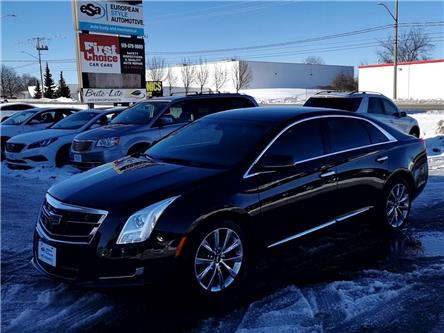 2017 Cadillac XTS Base (Stk: C175851) in Kitchener - Image 1 of 8