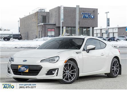 2017 Subaru BRZ Base (Stk: 603177) in Milton - Image 1 of 20