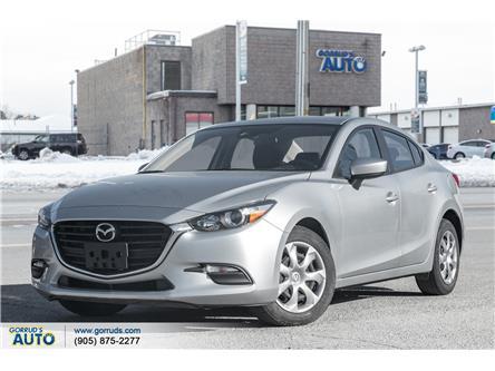 2018 Mazda Mazda3 GX (Stk: 162418) in Milton - Image 1 of 18