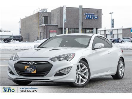 2016 Hyundai Genesis Coupe 3.8 Premium (Stk: 131527) in Milton - Image 1 of 21