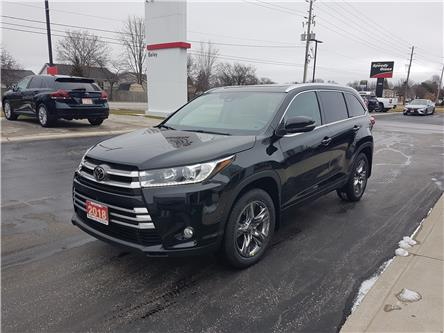 2018 Toyota Highlander Limited (Stk: 912930) in Sarnia - Image 1 of 7