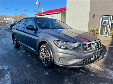 2020 Volkswagen Jetta Highline (Stk: 14770) in Regina - Image 1 of 23