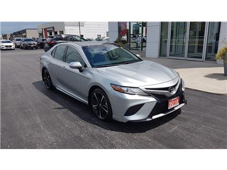 2018 Toyota Camry XSE (Stk: 417001) in Sarnia - Image 1 of 5