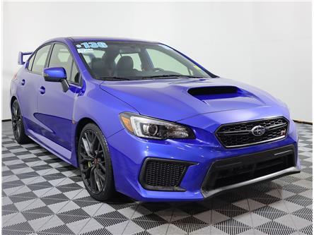 2018 Subaru WRX STI Sport-tech w/Wing (Stk: 201647B) in Fredericton - Image 1 of 21