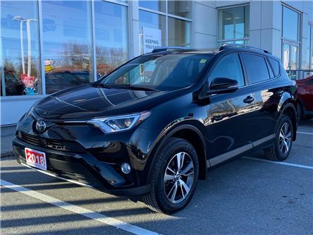 2018 Toyota RAV4 XLE (Stk: W5240) in Cobourg - Image 1 of 28