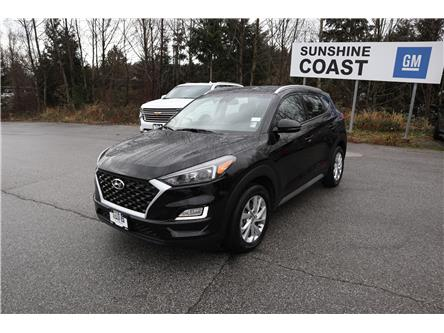 2019 Hyundai Tucson Preferred (Stk: SC0211) in Sechelt - Image 1 of 19